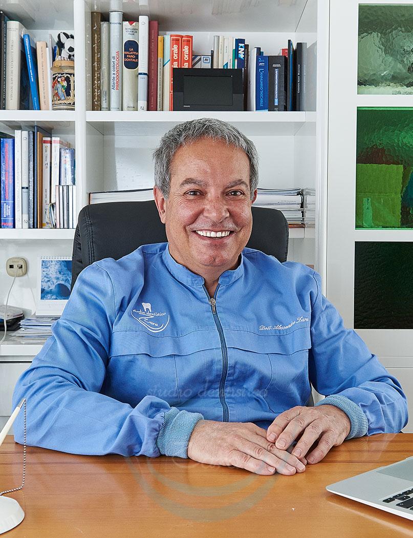 Alessandro Zara - Fondatore di Studio dentistico Zara