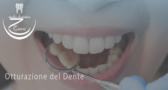 Otturazione del Dente